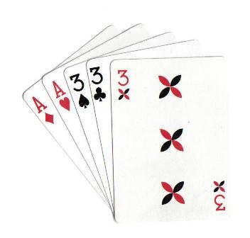Jack Poker hand